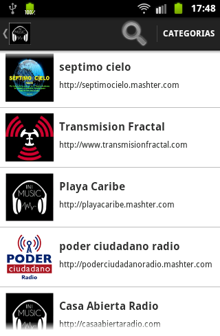 radio por internet android